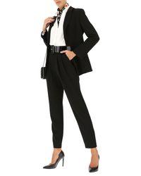 Pantaloni Donna In Saldo di P.A.R.O.S.H. in Black