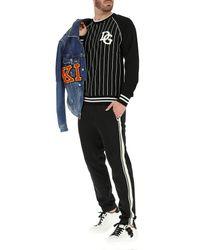 Jersey de Hombre Dolce & Gabbana de hombre de color Black
