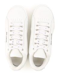 Saint Laurent Sneaker für Herren in White für Herren
