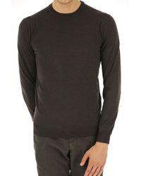 Zanone Black Clothing For Men for men