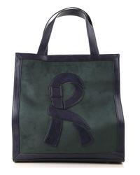 Roberta Di Camerino Multicolor Tote Bag On Sale