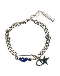 Bracelet Femme Marc Jacobs en coloris Metallic