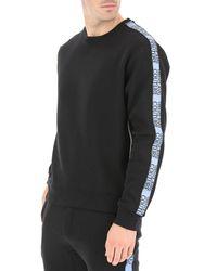 Sweat Homme Pas cher en Soldes Versace Jeans pour homme en coloris Black