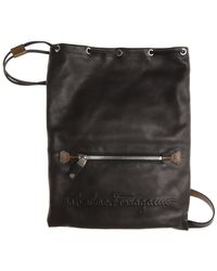 Ferragamo Multicolor Bags For Men for men