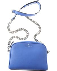 Philippe Model Blue Handbags