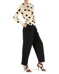 Marc Jacobs - Black Pants For Women On Sale - Lyst