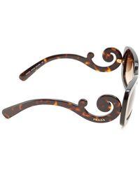 Gafas y Lentes de Sol Baratos en Rebajas Prada de color Multicolor