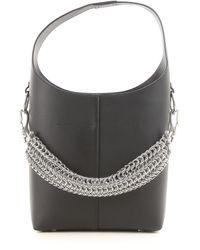 Alexander Wang - Black Top Handle Handbag On Sale - Lyst