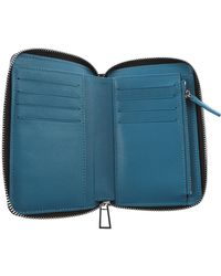 Paul Smith - Blue Wallets For Women - Lyst