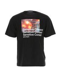 T-shirt Homme Pas cher en Soldes Palm Angels pour homme en coloris Black
