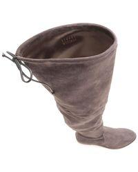 Stuart Weitzman - Gray Boots For Women - Lyst