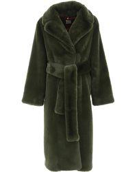 Paul Smith Green Mantel für Damen