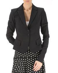 Patrizia Pepe Black Blazer für Damen Günstig im Sale