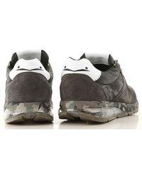Sneaker Homme Pas cher en Soldes Voile Blanche pour homme en coloris Green