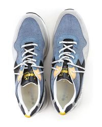 Sneaker Uomo In Saldo di Diadora in Blue da Uomo