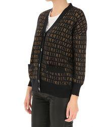Maglione Donna di Moschino in Black