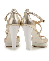 Chaussures Femme Pas cher en Soldes Outlet Hogan en coloris White