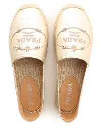 Prada Multicolor Slip On Schuh für Damen Günstig im Sale