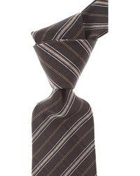 Cravates Pas cher en Soldes CoSTUME NATIONAL pour homme en coloris Multicolor