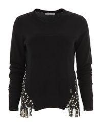 Patrizia Pepe Black Pullover für Damen
