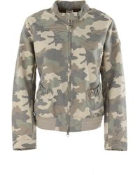 Colmar Gray Jacket For Women On Sale In Outlet