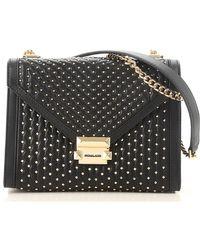 Michael Kors Black Handbags