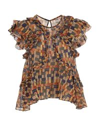Isabel Marant - Multicolor Clothing For Women - Lyst