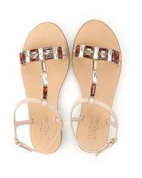 Ferragamo Multicolor Shoes For Women
