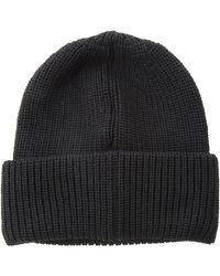 Sombrero de Mujer Dondup de color Black