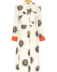Paul Smith Multicolor Kleid für Damen Günstig im Sale