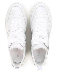 Sneaker Donna di Hogan in White