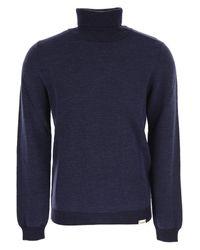 Maglione Uomo di Brooksfield in Blue da Uomo