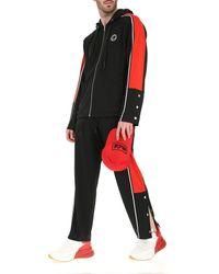 Felpa Uomo In Outlet di McQ Alexander McQueen in Black da Uomo