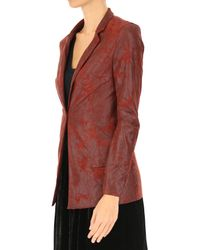 Wlg By Giorgio Brato Red Clothing For Women