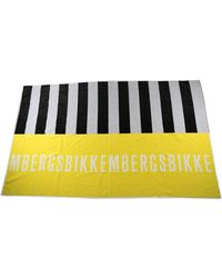 Dirk Bikkembergs Yellow Swimwear For Men for men