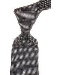 Dior - Black Ties On Sale for Men - Lyst