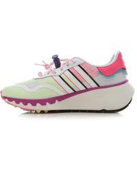 Sneaker Femme Adidas en coloris White