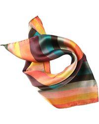 Écharpe Homme Pas cher en Soldes Paul Smith pour homme en coloris Multicolor