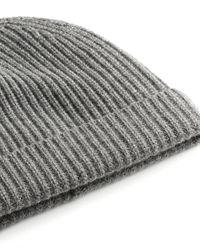 Rag & Bone - Gray Kaden Beanie for Men - Lyst