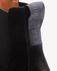 Rag & Bone Black X Grenson Chelsea Boot for men