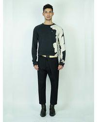 Haider Ackermann   Black Sweatshirt for Men   Lyst