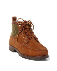 Polo Ralph Lauren   Brown Rupert Leather Boot for Men   Lyst
