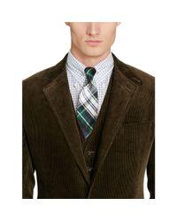 Polo Ralph Lauren - Brown Morgan Corduroy Suit Jacket for Men - Lyst