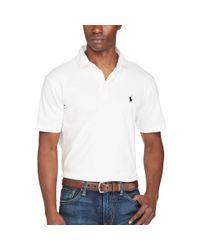 Polo Ralph Lauren   Brown Vachetta Leather Belt for Men   Lyst