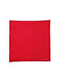 Polo Ralph Lauren - Red Dot-print Cotton Bandanna for Men - Lyst