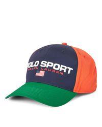 Casquette de baseball Polo Sport Polo Ralph Lauren pour homme en coloris Multicolor