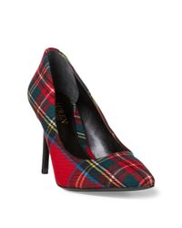 Ralph Lauren - Red Lanette Ii Pump - Lyst