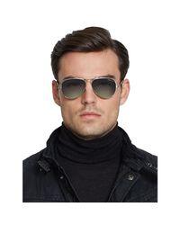 Polo Ralph Lauren - Metallic American Pilot Sunglasses for Men - Lyst