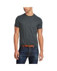 Ralph Lauren Purple Label - Multicolor Custom Fit Cotton T-shirt for Men - Lyst