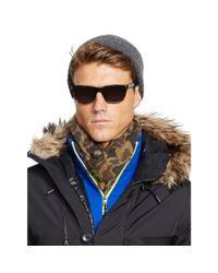 Ralph Lauren | Brown Nautical-striped Sunglasses for Men | Lyst